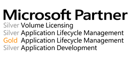 Microsoft Gold Partner with 5 Competencies in Melbourne VIC Australia for Application Lifecycle Management, 			Microsoft Silver Partner in Melbourne VIC Australia for Software Development,  Microsoft Silver Partner in Melbourne VIC Australia for ISV Solutions